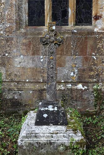 Celtic cross, Piddletrenthide