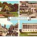 Kirkintilloch Multi-View Postcard, 1972.