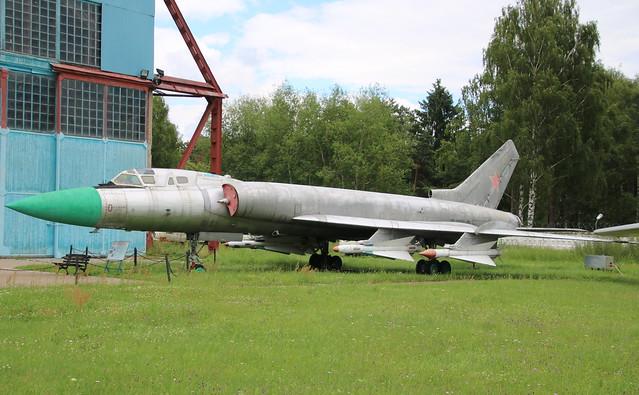Tupolev Tu-128 0 red Monino 19/07/17, Canon EOS 760D, Tamron 16-300mm f/3.5-6.3 Di II VC PZD Macro