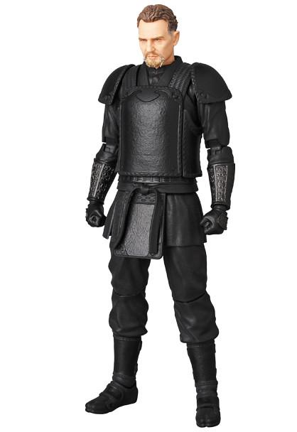 令人驚豔的角色又一發!! MAFEX《蝙蝠俠:開戰時刻》忍者大師 Ra's al Ghul 1/12 比例可動人偶作品