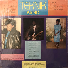 TEKNIK BAND:KOKOBE(JACKET B)