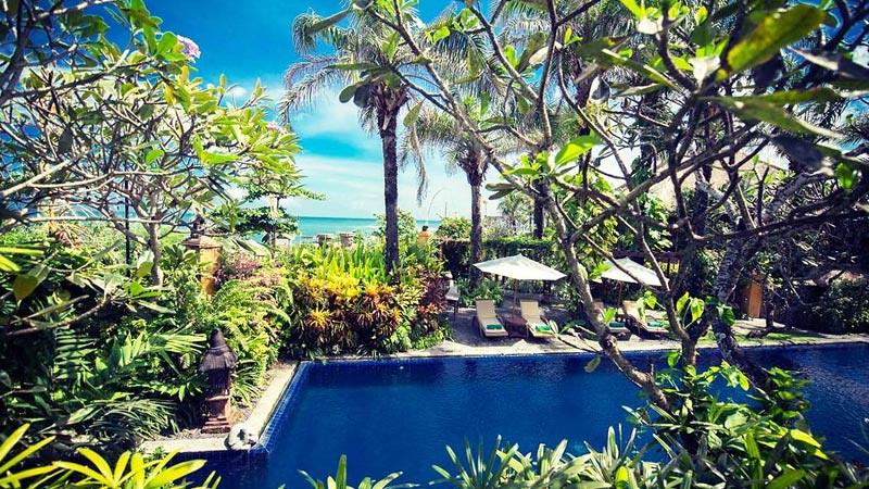 Hotel Tugu Bali.