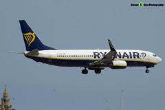 EI-DPZ - 33616 - Ryanair - Boeing 737-8AS - Luqa Malta 2017 - 170923 - Steven Gray - IMG_0827