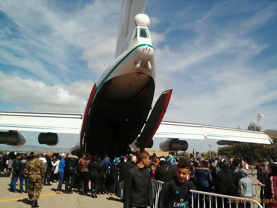 أكبر و أضخم موسوعة صور لطائرات النقل و الشحن الجزائرية AAF- iL 76/ iL 78 - صفحة 37 41727254034_fff4947ac3_b