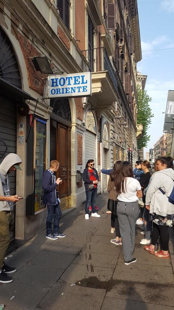 Hotel Oriënte