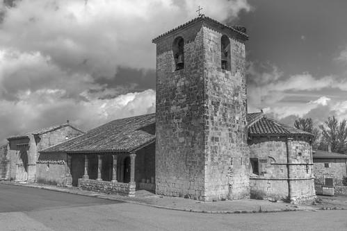 Iglesia románica de San Bartolomé. Campisábalos. Guadalajara. IMG_3518_ps