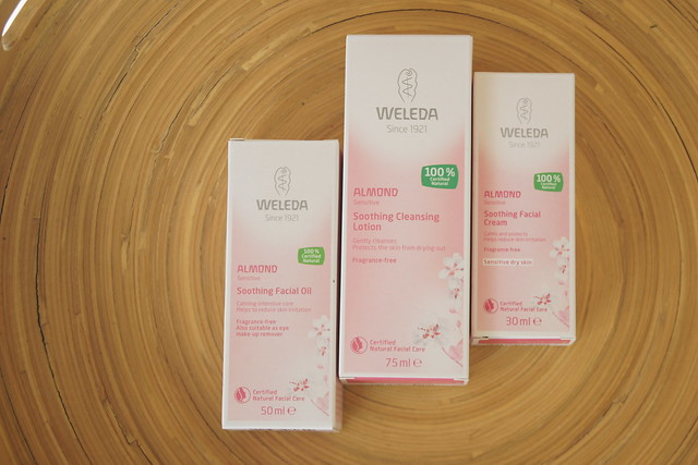 Weleda Almond Skin Care DSC07802