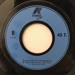 SMURFIN' KIDS:K WAY SMURFING KIDS(LABEL SIDE-B)