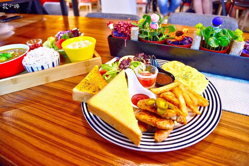 板橋早午餐日日早午餐菜單不限時板橋車站hivi brunch (8)