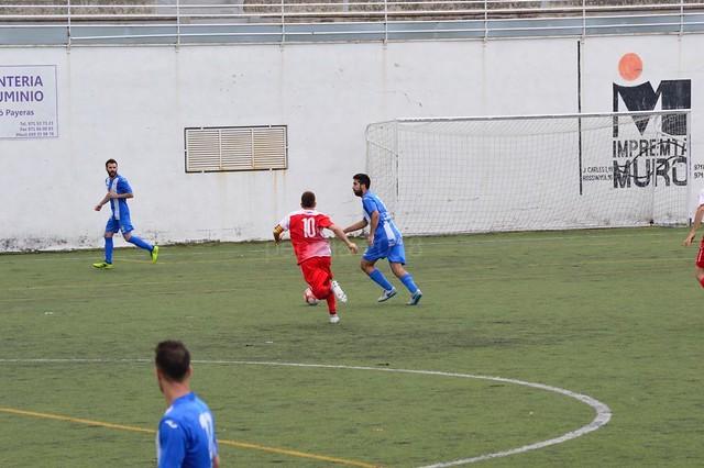 MURENSE   0- 0  CF SPORTING DE MAHON