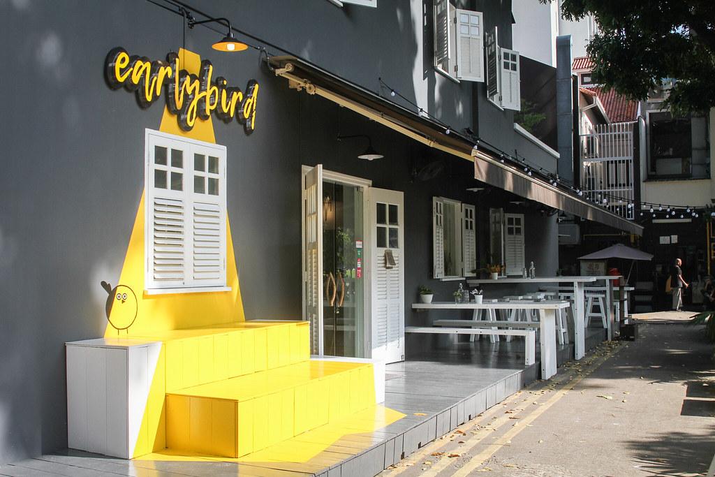 earlybird café Storefront