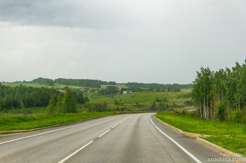 Дорога на Юрьев-Польский