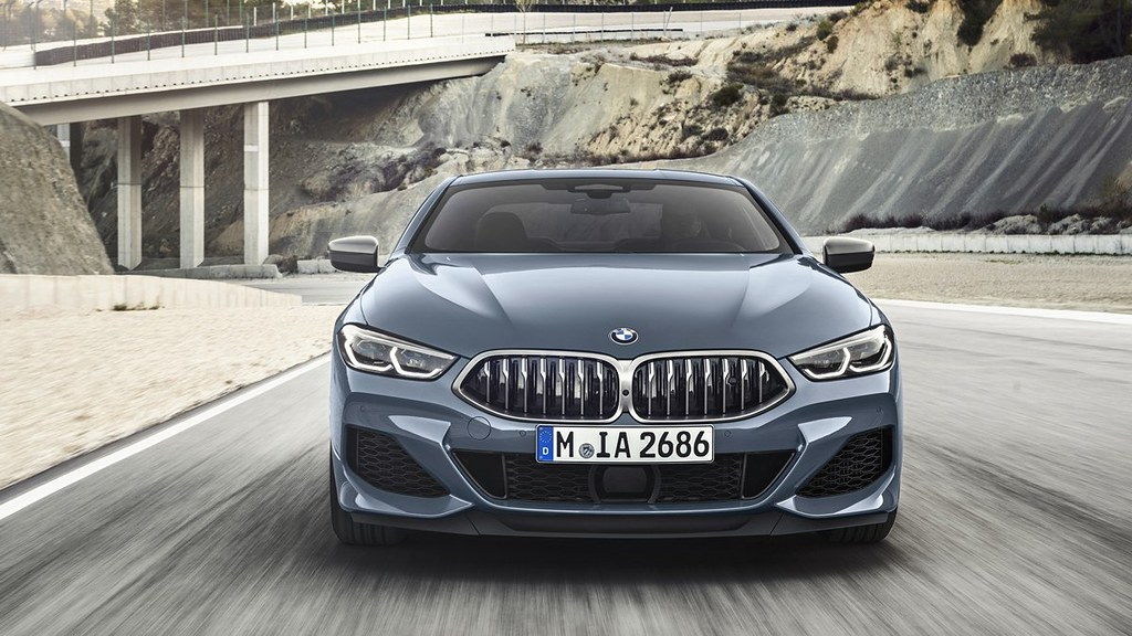 BMW 8 Coupe 8