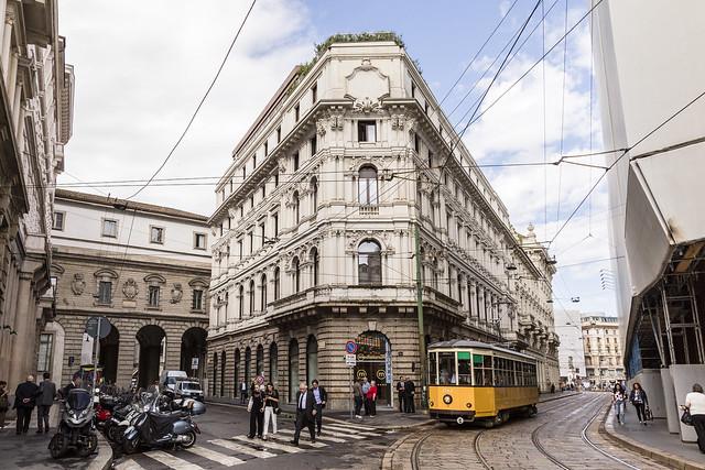 14 e 15 maggio 2018 Inaugurazione Palazzo Biandrà Serata(MI)