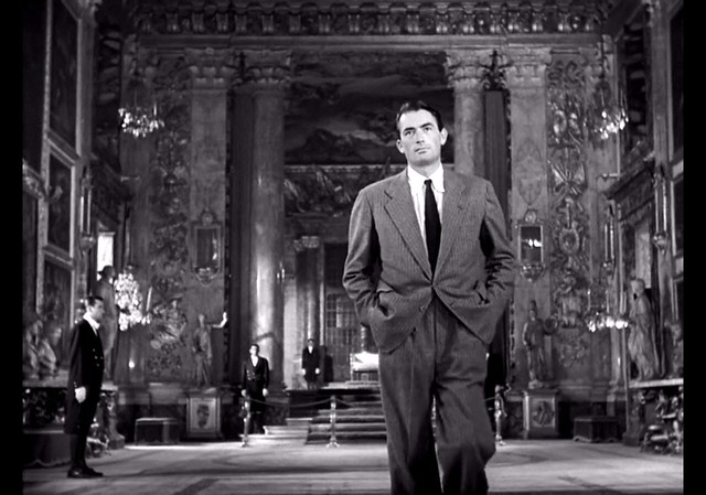 Gregory Peck, Roman Holiday, 1953