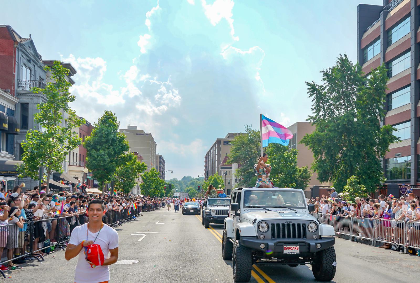 2018.06.09 Capital Pride Parade, Washington, DC USA 03108