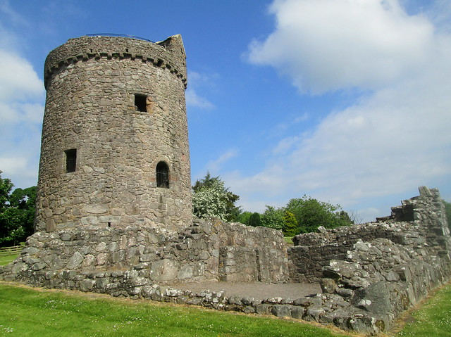 Orchardton Tower