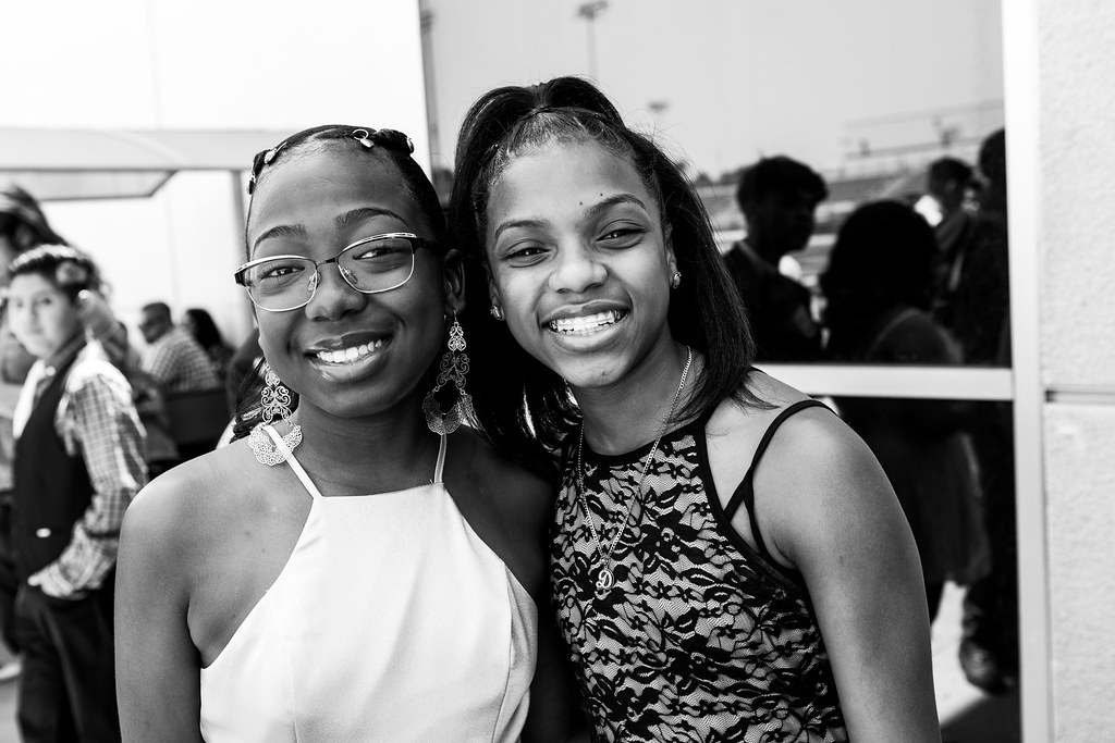 Ánimo James B Taylor Charter Middle School Graduation 2018