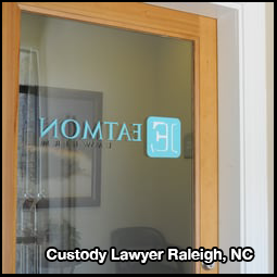 Attorney Custody Raleigh