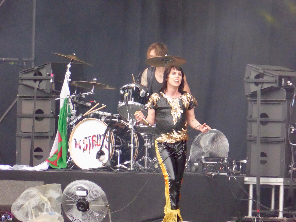 The Struts at Download Festival 2018
