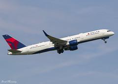 Delta Airlines 757-200 N822DX