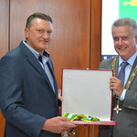 Solenidade de Outorga da Insígnia da Ordem do Mérito Brasília à Cooperativa Agropecuária da Região do DF- COOPA/DF e Apresentação dos resultados da AgroBrasília 2018. Foto: Carlos Santos