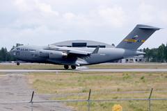 USAF 03-3124 OSL ENGM Gardermoen