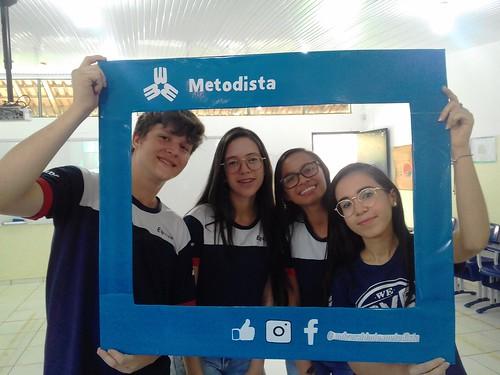 Feira de Profissões – Polo EAD Canaã dos Carajás - Colégio Equipe