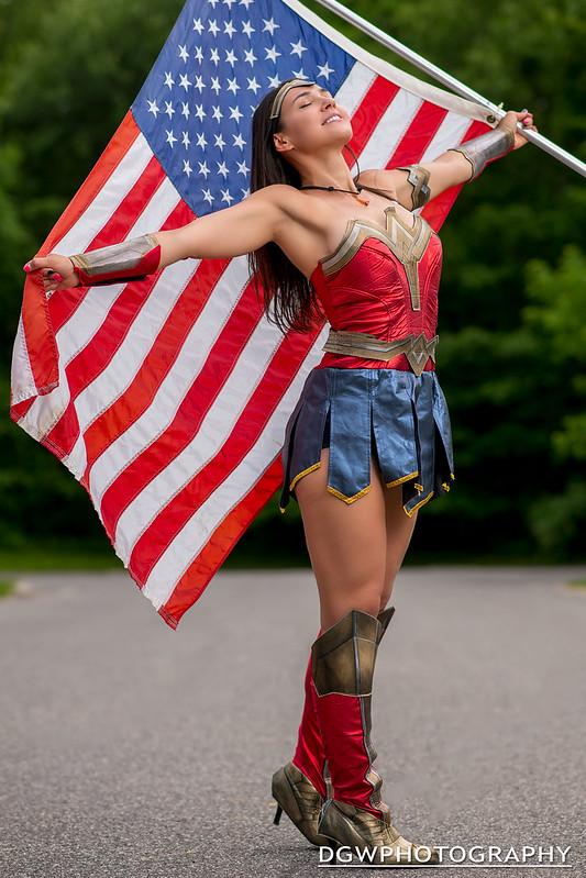 You're A Wonder, Wonder Woman...