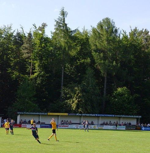 VfR Fahrenbach 2:0 SV Katzental