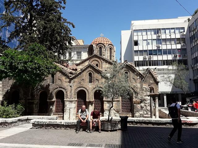 Καπνικαρέα, Kapnikarea Kilisesi, Kapnikarea Church