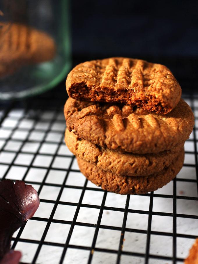 全素花生餅乾 6-ingredient-peanut-butter-cookies (9)