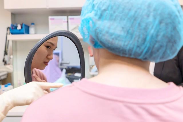 La Clinic: Post-procedure check