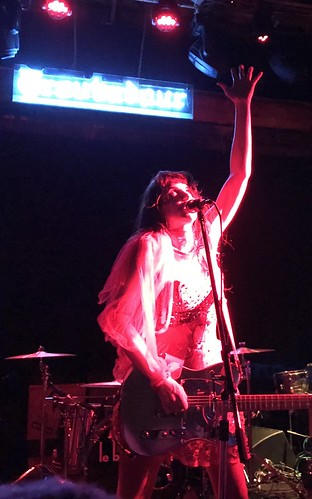 Le Butcherettes | by Chris Barrus