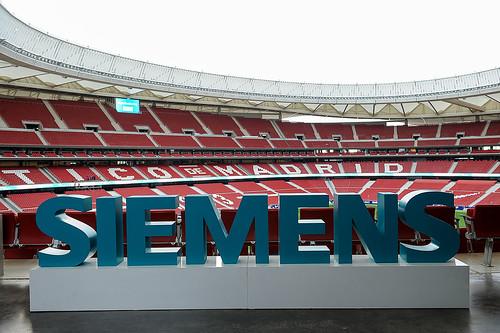 Comienza Digitalization Day en el estadio Wanda Metropolitano