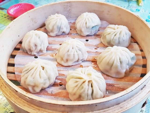 Xiao Long Bao Steamed Soup Dumplings - Steamed Minced Pork & Spring Onion Dumplings