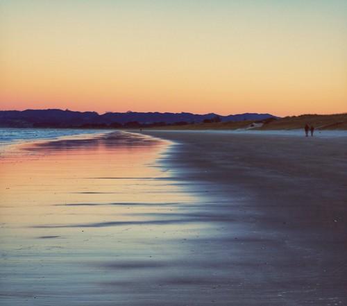 Kiwi Sunset
