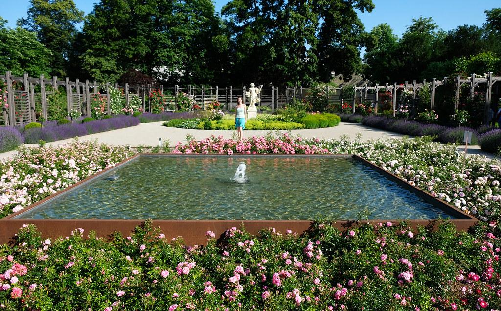 Doblhoff Park, Baden bei Wien, Austria