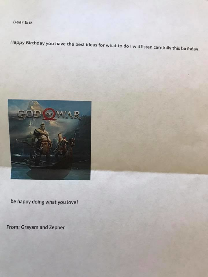 God of War: Father's Day