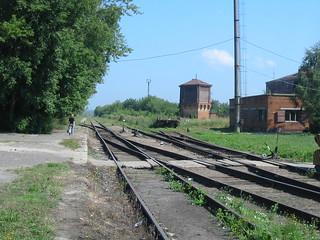 RZD Zaraisk station 2005