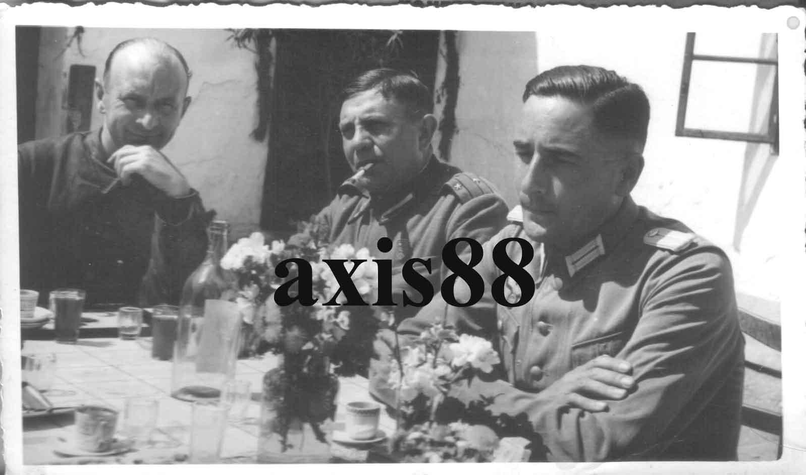 Фото 1-го полка Русского корпуса.
