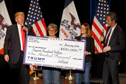 Will the Justice Department Investigate the Trump Foundation?