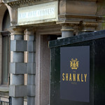 Sign is up for the new Shankly Hotel in Preston