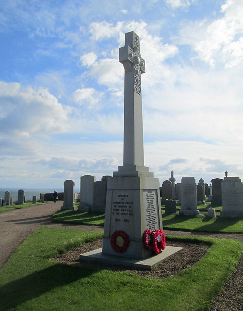 St Monans War Memorial