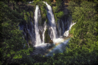 Beautiful Burney Falls