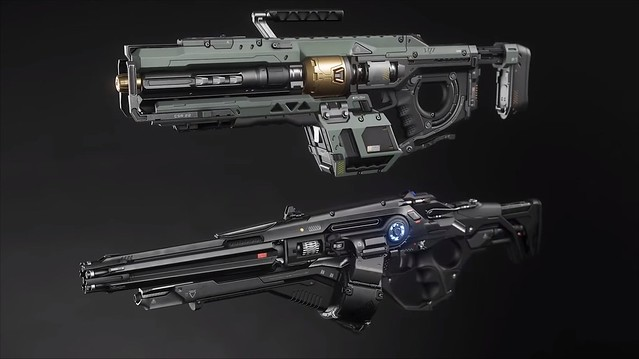 Star Citizen - Gemini Mini-Gun