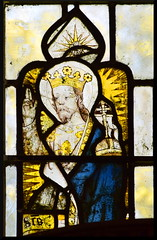 Christ at the Coronation of the Queen of Heaven (15th Century)