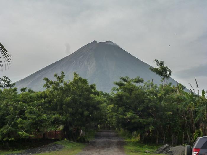 Nicaraguan volcano
