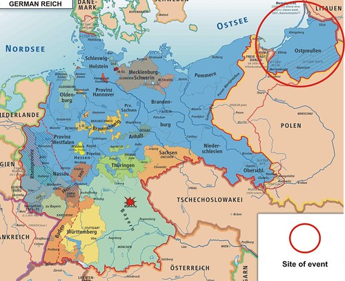 Terzo Reich_Prussia Orientale