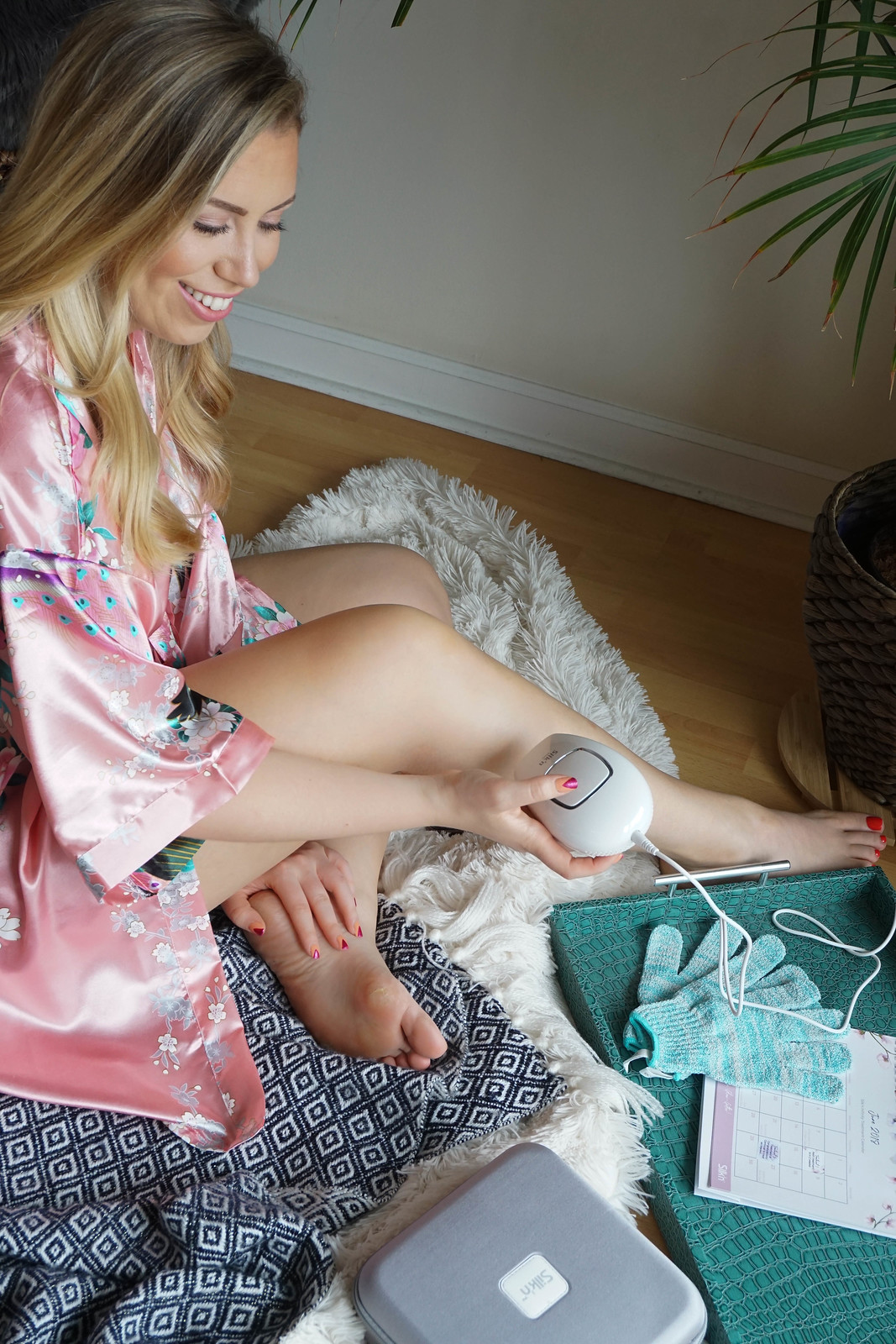 Five Reasons Why You Should Try an At Home Hair Removal Device Silk'n Infinity Review